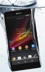 hot techno Sony Xperia Z